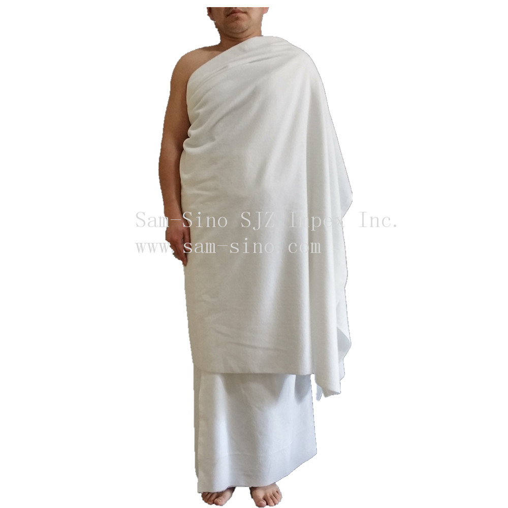 Hajj Towel Ihram with self-belt system